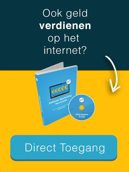 geld verdienen op het internet toegang