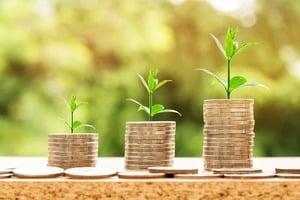 extra inkomsten genereren geld groeien
