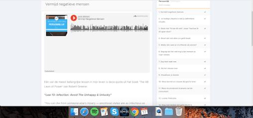 inhoud 10k pm mindset audiotraining
