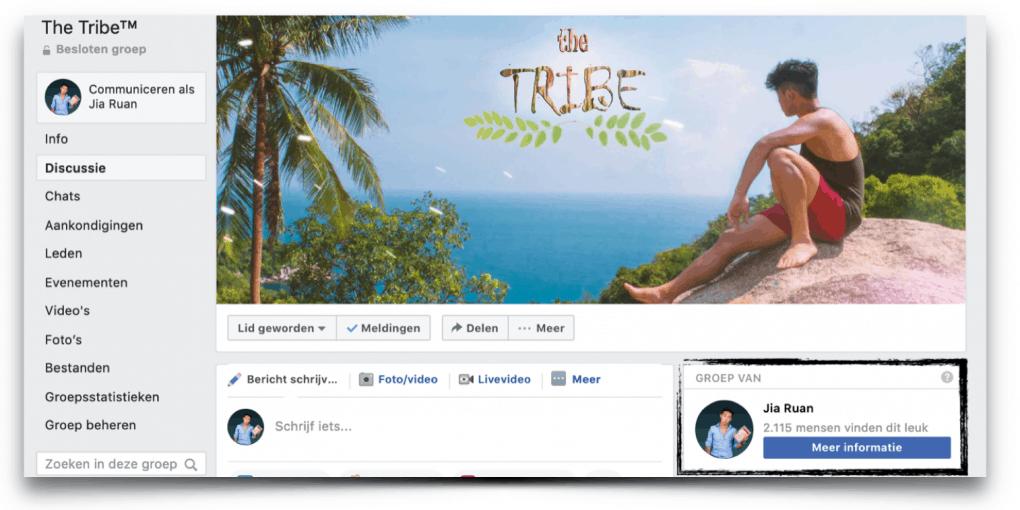 facebook groep bol masterclass toegang