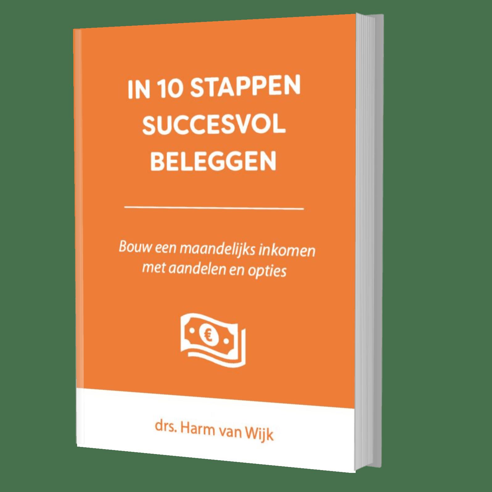 succesvol beleggen in 10 stappen harm van wijk boek